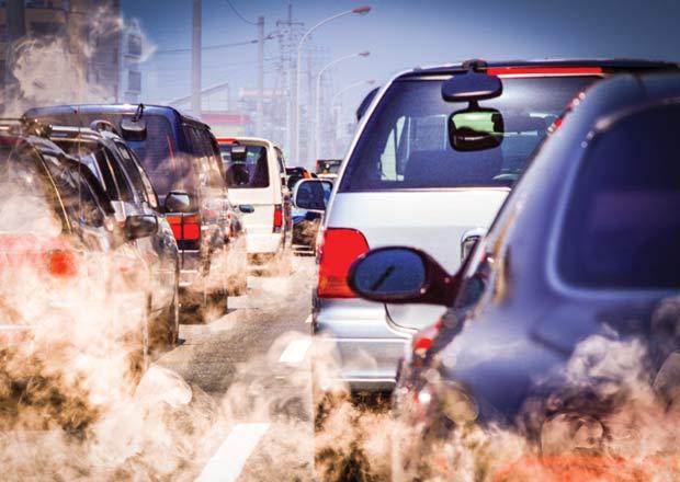 آلودگی هوای داخل خودرو